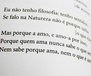 amor, Fernando Pessoa, and poema image
