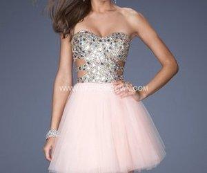 prom dress and dress image