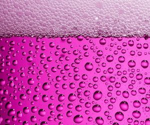 bubbles, pink, and pink background image