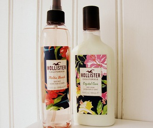 body lotion, hollister, and hollister co image