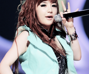 2ne1, bommie, and kpop image