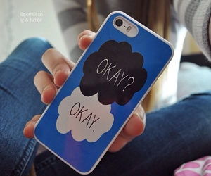 case, iphone, and john green image