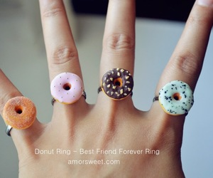 donuts and donut ring image