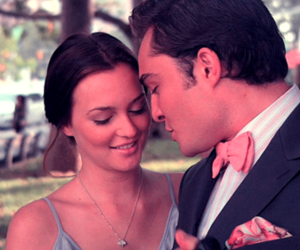 ed westwick, love, and gossip girl image