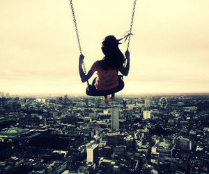 city, free, and swing image