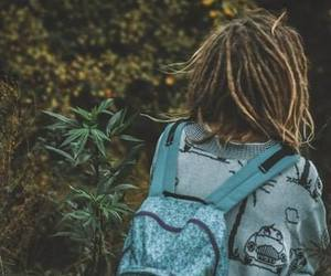 indie, dreadlocks, and dreads image