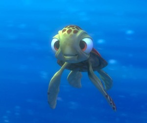 turtle, nemo, and finding nemo image
