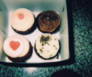 candy, cupcake, and indie image