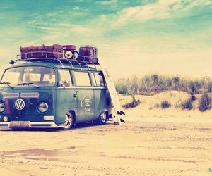 hippie, voyage, and valise image