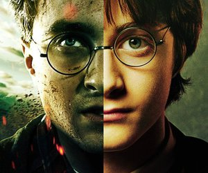 harry potter, harry, and daniel radcliffe image