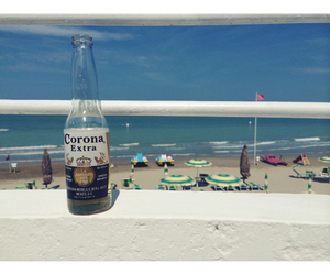 beer, estate, and sea image