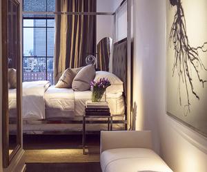 bedroom, luxury, and style image