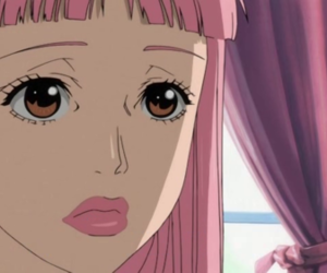 anime, paradise kiss, and pink image