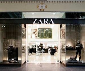 shop, shopping, and Zara image