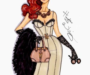 fashion, hayden williams, and sketch image