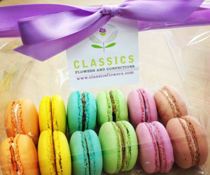 colorful, pretty, and Cookies image