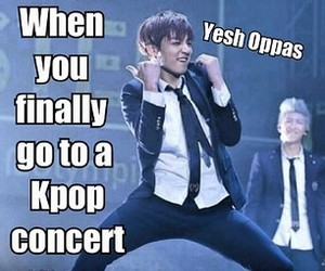 army, kpop idol, and memes funny image