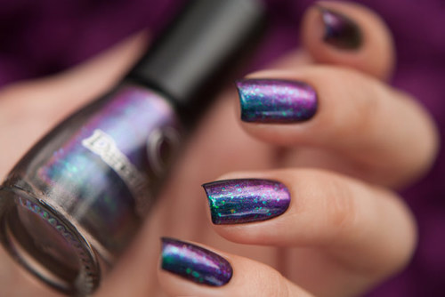 nail polish and fashion image
