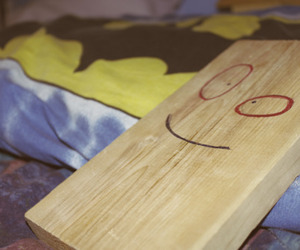 plank and photography image