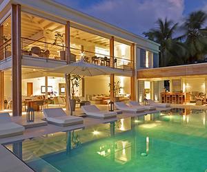 villa and love image