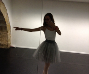 ballet, spectacle, and pointes image
