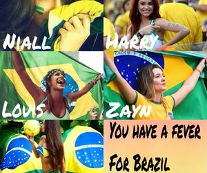 band, brazil, and british image
