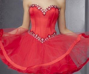 cocktail dress, party dress, and playful image