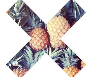 pineapple, fruit, and hipster image