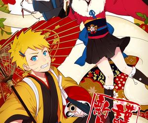 team 7, naruto uzumaki, and naruto shippuden image