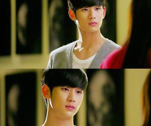korean actor, kim soo hyun, and 김수현 image