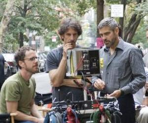 burn after reading, george clooney, and joel coen image