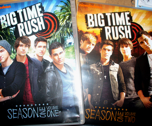 dvds, kendall schmidt, and big time rush image