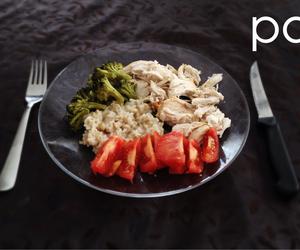 amazing, broccoli, and Chicken image