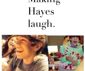 imagine, hayes, and grier image