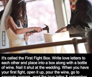 bride, diy, and fight image
