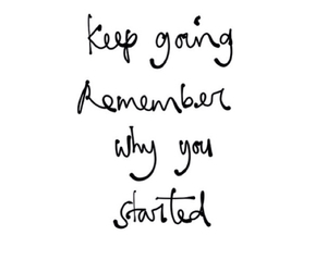 quote and keep going image