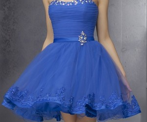 cocktail dress, sweetheart dress, and party dress image