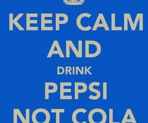 blue, coca cola, and coke image