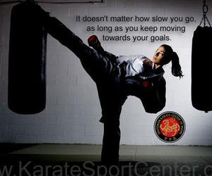 karate and motivation image