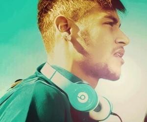 neymar, brasil, and worldcup image