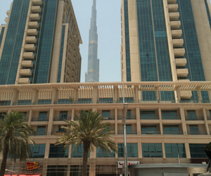 downtown, Dubai, and UAE image