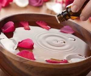beauty, spa, and aromatotherapy image