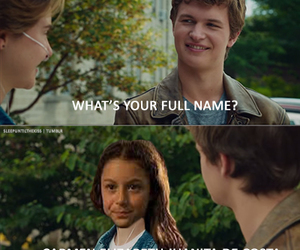 spy kids, the fault in our stars, and augustus waters image