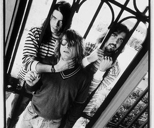 kurt cobain, nirvana, and black and white image