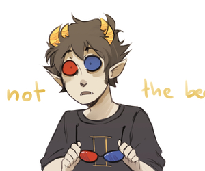 captor, homestuck, and sollux image