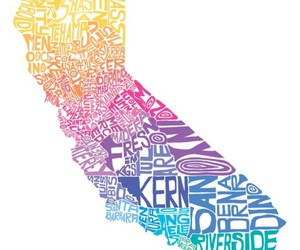 california and cities image