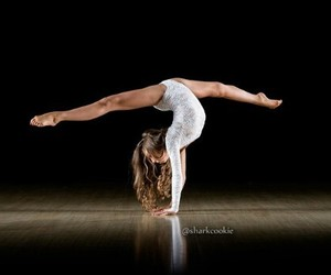 dance, flexible, and sophia lucia image