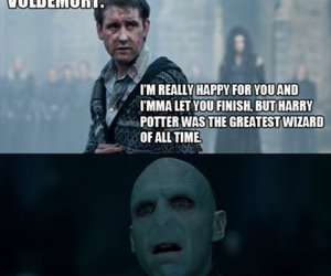 voldemort, harry potter, and neville longbottom image