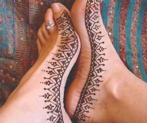 arabic, tattoo, and beautiful image