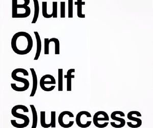 boss, success, and life image